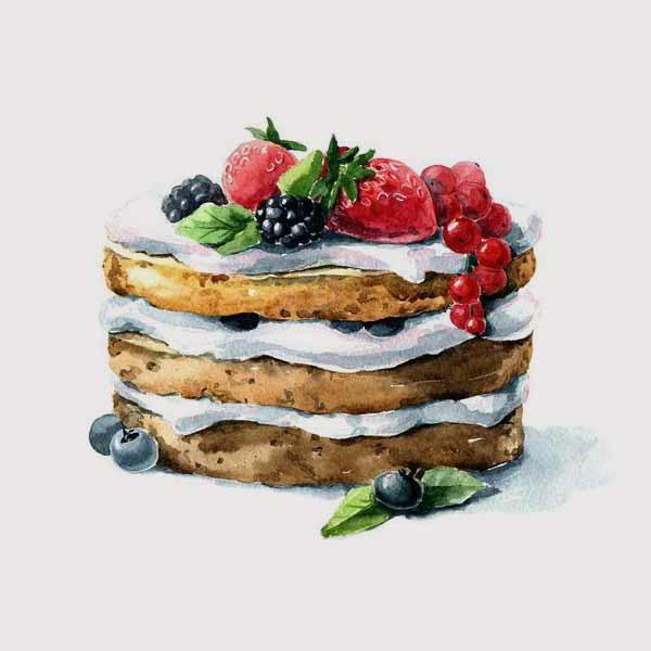Food-иллюстрация